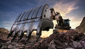 Полигон утилизации отходов