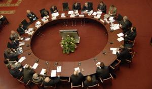 Круглый стол по экологическим вопросам